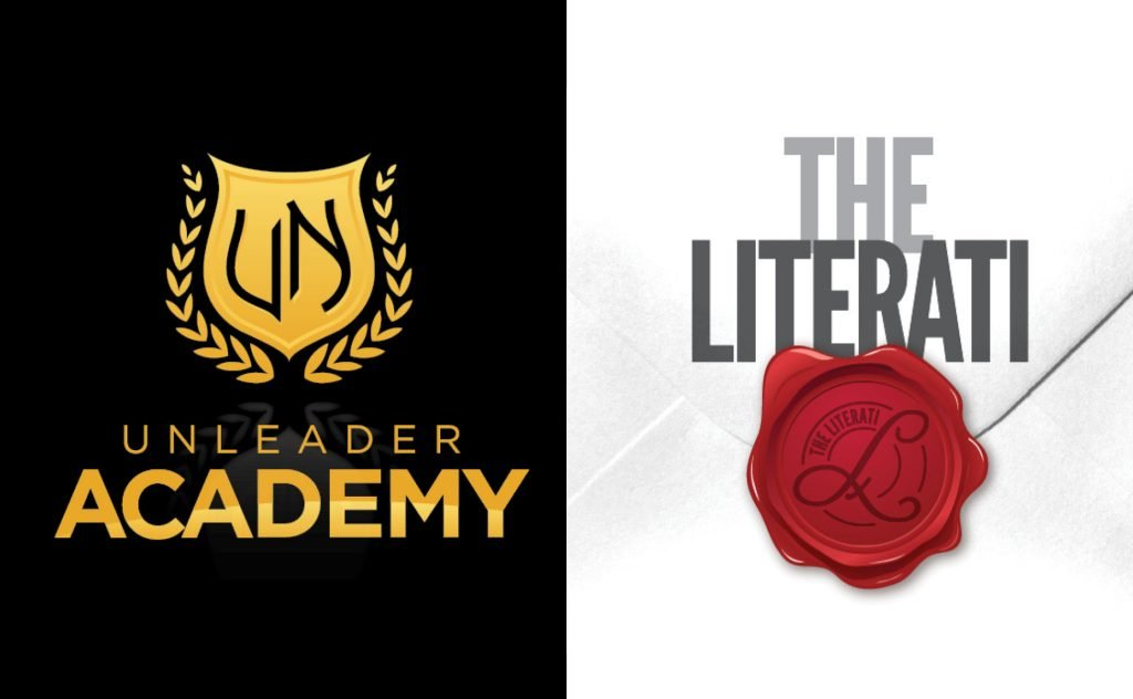 Unleader Academy, Logos and Branding Portfolio Item | Inspired Design Studio