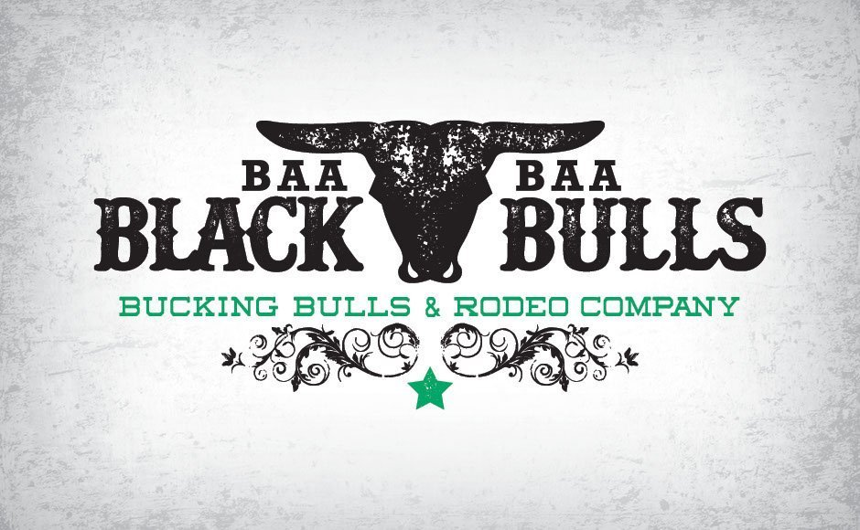 Black Bulls, Logos and Branding Portfolio Item | Inspired Design Studio