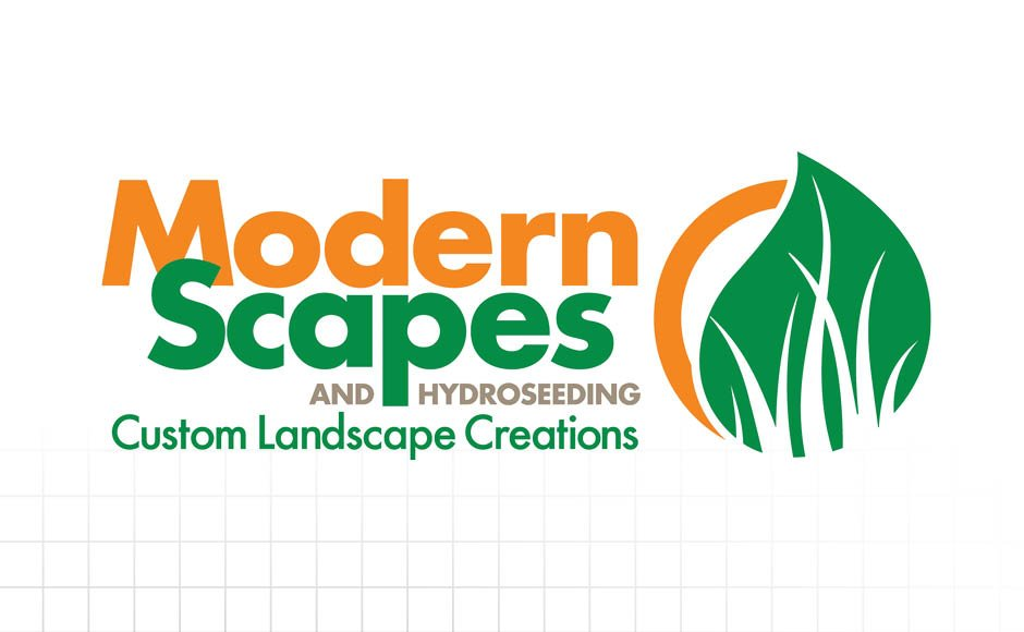 Modern Scapes, Logos and Branding Portfolio Item | Inspired Design Studio