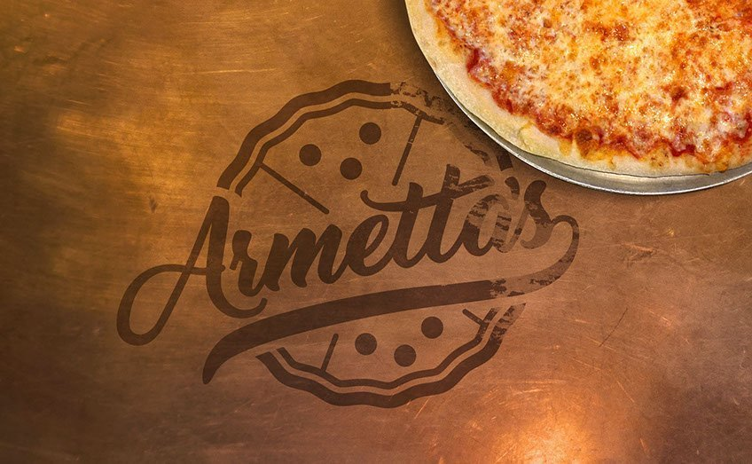 Armetta's, Logos and Branding Portfolio Item | Inspired Design Studio
