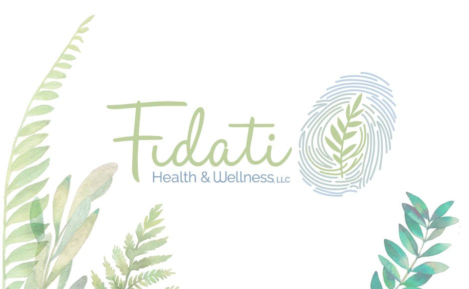 Fidati Health & Wellness, Logos and Branding Portfolio Item | Inspired Design Studio