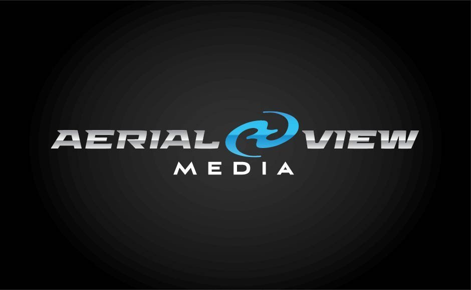 Aerial View Media, Logos and Branding Portfolio Item | Inspired Design Studio