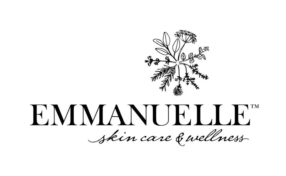 Emmanuelle Skin Care and Wellness, Logos and Branding Portfolio Item | Inspired Design Studio