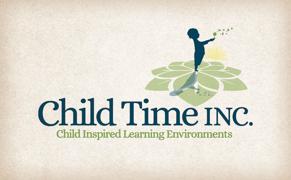 Child Time Inc., Logos and Branding Portfolio Item | Inspired Design Studio