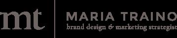 MariaTrainoLogo-dark