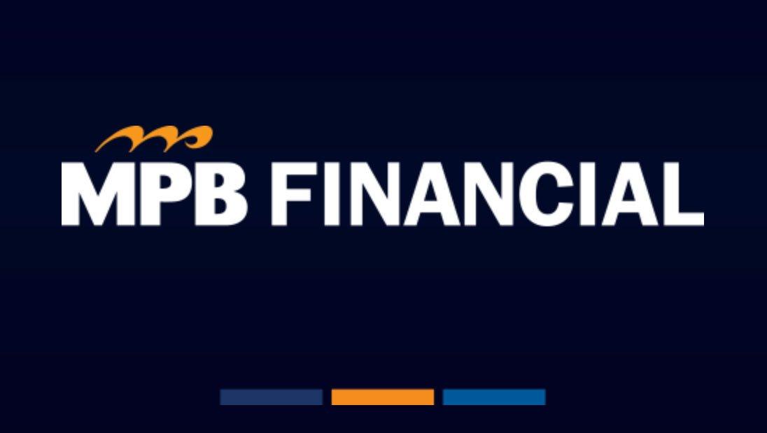 Logo design for MPB Financial brand